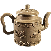 Chinese Yixing Pottery Tea Pot