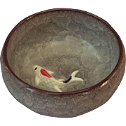 Chinese Ceramic Fish Tea Bowl