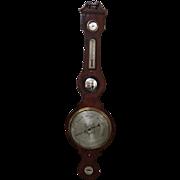Old American Banjo Barometer
