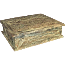 Carved Composite Box