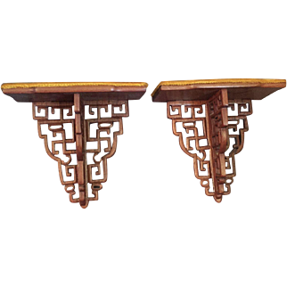 Chinese Style Shelf Bracket