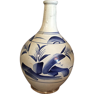 19th Century Asian Ceramic Vase