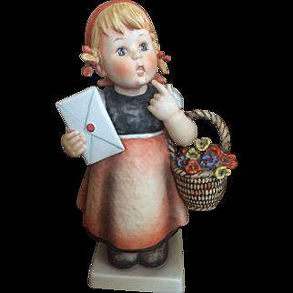 """13"""" Goebel W. Germany Hummel Extra Large Figurine  -  Meditation"""