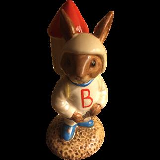Royal Doulton Astro Bunnykins Figurine