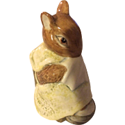 Beswick Beatrix Potter's Chippy Hackee Figurine