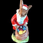 Royal Doulton Santa Bunnykins Figurine