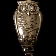 Gorham Sterling Silver Owl Letter Opener