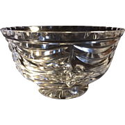 Tiffany & Co Royal Brierley Crystal Bowl