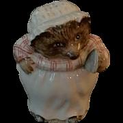 Beswick Beatrix Potter Mrs. Tiggy Winkle Figurine