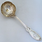 Sifter Ladle John R Wendt Union Coin Silver 1862