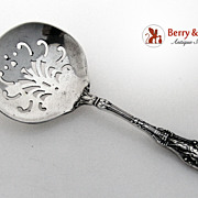 Mythologique Bon Bon Nut Candy Spoon Gorham Sterling Silver 1894