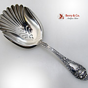Nut or Candy Spoon Watson Cherub 1895