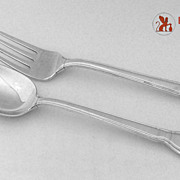 Castilian Tiffany and Co Serving Set Sterling Silver 1929