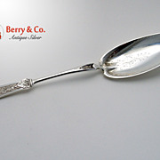 Corinthian Jelly Knife Gorham Sterling Silver 1871 No Monograms