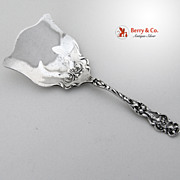 Irian Bon Bon Scoop Wallace 1902 Sterling Silver No Monogram