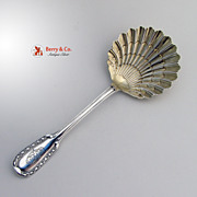Puiforcat Suffren Serving Spoon Sterling Silver