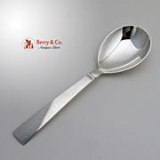 Acadia Blok Berry Spoon Georg Jensen Sterling Silver