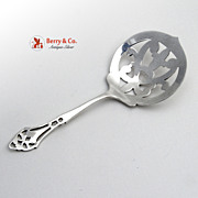 Bon Bon Candy Spoon Sterling Silver Webster
