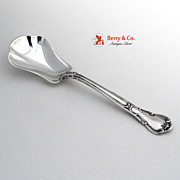 Chantilly Sugar Spoon Gorham Sterling Silver 1895