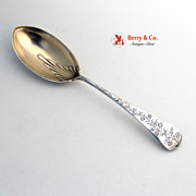 Aesthetic Pudding Spoon Gorham Sterling Silver