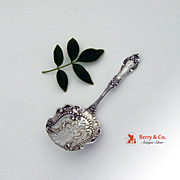 Helena Bon Bon  Spoon Sterling Silver Blackinton 1900
