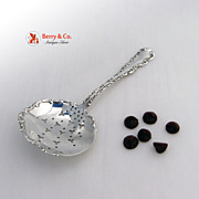 Louis XV  Confection Spoon Sterling Silver Whiting 1891