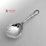 Strasbourg Berry Spoon Sterling Silver Gorham 1897