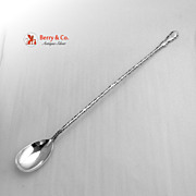 Louis XV Lemonade Spoon Sterling Spoon Whiting 1891