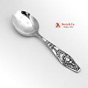 Baby Spoon Nursery Rhyme Little Dutch Milk Maid Sterling Silver