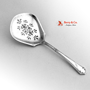Lady Mary Bon Bon Spoon Sterling Silver Towle 1917
