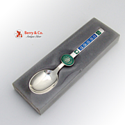 Zodiac Spoon of the Month Sterling Silver Michelsen May