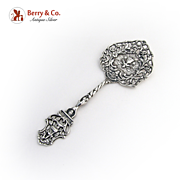 Bon Bon Spoon Sterling Silver Marshall Field and Co early 20th century