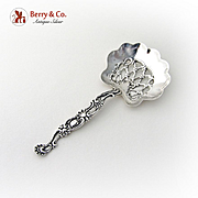 Bon Bon Openwork Spoon Sterling Silver Whiting
