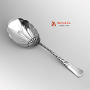 Colonial Berry Spoon Sterling Silver Gorham 1885