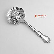 Bon Bon Spoon Strasbourg Gorham Sterling Silver 1897 No Monogram