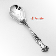 Edgewood Sugar Shell Spoon Sterling Silver International 1909