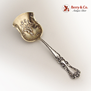 Candy Spoon Sterling Silver Baker Manchester