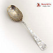 Number 63 Sugar Spoon Sterling Silver Towle 1890