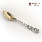 Olympian Tiffany Citrus Spoon 1878 Sterling Silver