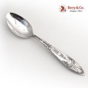 World`s Fair Souvenir Spoon Watson Sterling Silver
