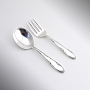 Madeira Baby Set Towle Sterling Silver