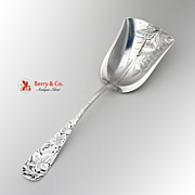 Aesthetic Shovel Scoop Sterling Silver 1900