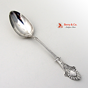 Louis XIV Table Spoon Sterling Silver Gorham 1870