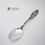 Holly Teaspoon International Sterling Silver
