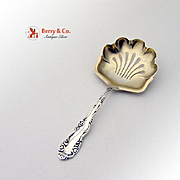 Old English Nut Spoon Sterling Silver Towle 1892