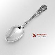 Florida Souvenir Spoon Sterling Silver Alvin 1900