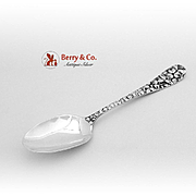 Baltimore Rose Teaspoon Sterling Silver Schofield 1932