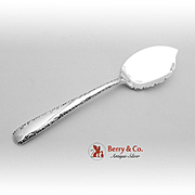 Camellia Jelly Server Sterling Silver Gorham 1941