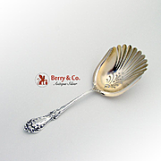 Princess Almond Scoop Sterling Silver Watson 1900