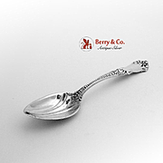 La Marquise Fruit Orange Spoon Sterling Silver Reed Barton 1895